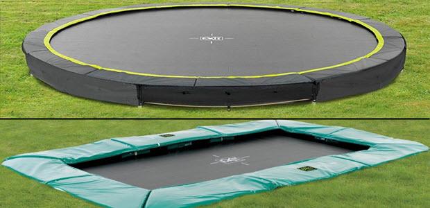 Bodentrampolin Test Welches Ist Das Beste Trampolin Sport Org