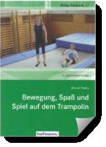 Bewegung, Spaß und Spiel auf dem Trampolin Buchempfehlung