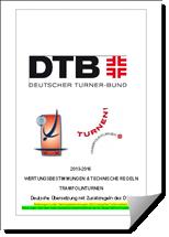 DTB Trampolinturnen Wettkampfbestimmungen
