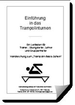 Einführung in das Trampolinturnen