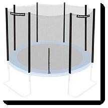 Trampolin Sicherheitsnetz