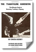 Trampoline Handbook The Ultimate Guide to Bouncing, Twisting & Flipping