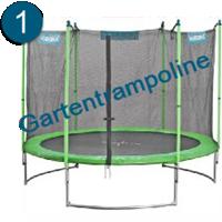 Gartentrampolin Testbericht