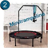 Minitrampolin Testbericht